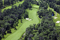 Golf Course Aerial Photo 1